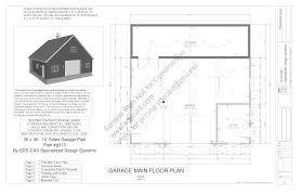 Sample Plan Download Free Sample Barn Workshop Plans G24 24' X 24' 24' Barn 24