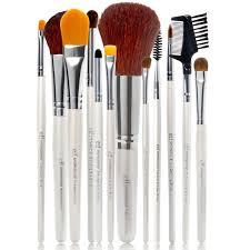 e l f cosmetics essential professional plete brush set 12 brushes iherb philippine