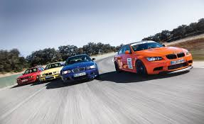 BMW M3: All Four Generations Track-Tested - Feature - Car and Driver
