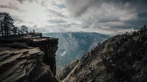 Wallpaper 4k Yosemite Valley 4k 4k ...