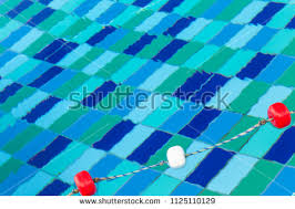Swimming pool lane lines background Swimmer Red And White Plastic Floats On Rope Swimming Pool Background 1125110129 Shutterstock Free Photos The Swimming Pool With Lane Ropes Avopixcom
