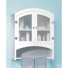 Bathroom Hanging Wall Cabinets White Frosted Glass Hanging Bathroom Wall Medicine Cabinet Towel