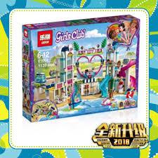 Mua [Siêu-Rẻ] Lego Friend lepin 01068 lele 37086 Công viên nước Heartlake  friends chỉ 830.587₫