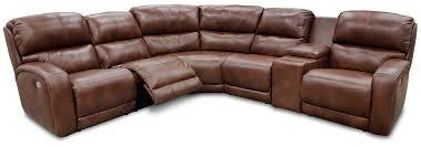 fandango power leather sectional design2recline fandango power leather sectional design2recline
