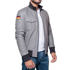 german luftwaffe flight er leather jacket