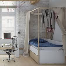 scandi style furniture. 4yousinglebedwithcanopyroomjpg scandi style furniture g