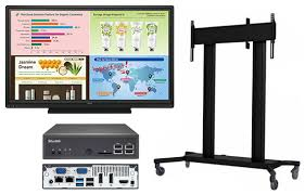sharp interactive whiteboard. whether in a business setting or classroom, functioning as an interactive whiteboard part of videoconferencing system, the versatile pn-l703wpkg1 sharp