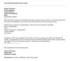 Cover Letter Accounting Clerk Sample Cover Letter Accounting Position Baxrayder