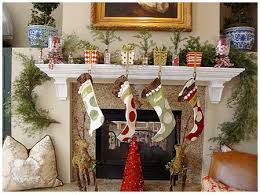Mantle Stocking Holders for a Touch of Christmas Magic