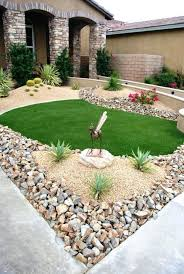 Small Picture Small Front Yard Landscaping Ideas No Grass Garden Design Garden