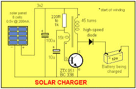 solar charger the aim of this project is to cater for the other end of the range we are looking at charging a 12v battery using the cheapest set of solar cells and the