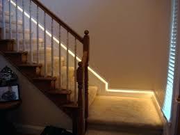 interior stairway lighting. Staircase Lighting Ideas Best Indoor Stair Photos Interior Design Stairway Wall . E