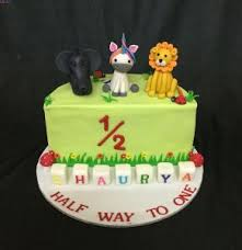 Baby Shower Cakes I Bangalore I Online Babyshower Cakes L