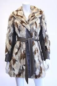 vintage 60 s patchwork mink coat