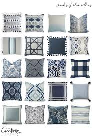 Pillow Patterns New Mixing Pillow Patterns And Colors Moody Monday
