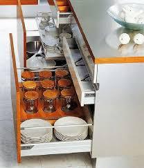 kitchen cabinet drawer inserts modern  kitchen drawer organizer with a storage system for transparent spice