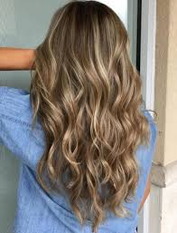 Blondish Brownish Hair Color