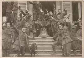 Celebrations and death marked last day of World War I at home and in France  for New Yorkers | Article | The United States Army