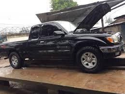 Used Car | Toyota Tacoma Honduras 2002 | Toyota Tacoma Mecánica 2002