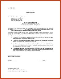 Sealed Bids Letter Template 7 8 Sealed Bid Letter Resumetem