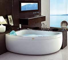 garden tub small bathroom jacuzzi bath