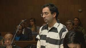 Larry Nassar's wife files for divorce