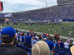 Liberty Football Seating Chart Liberty Bowl Memorial Stadium Section 118 Row 17 Seat 10