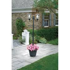 lamp post garden plan exterior driveway ideas sunergy solar with
