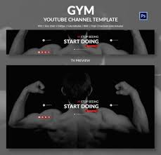 Youtube Banner Template Size 47 Youtube Banner Templates Psd Free Premium Templates