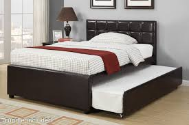 full size bed. Hafwen Full Size Bed With Trundle :