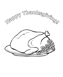 Small Picture Thanksgiving Dinner Coloring Pages Thanksgiving Coloring Pages