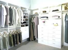 how to build a walk in closet organizer dressg mna r build walk in closet storage