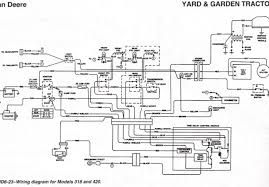 i need a wiring diagram for a john deer lawn tractor graphic