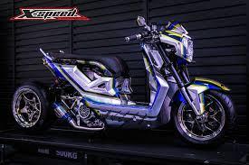 Zoomer-X / X-Speed Land  --------------------------------------------------------- #xspeed  #xspeedland #visxspeed #zoomerx | มอเตอร์ไซค์แต่ง