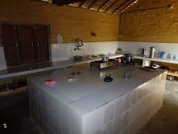 Tiled Kitchen Tiled Kitchen Worktop Bardia Eco Lodge Bardia Bardia Eco