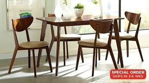 dining table with storage round