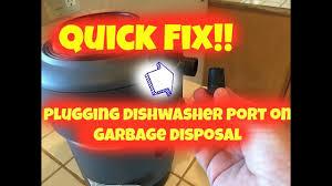 garbage disposal dishwasher plug. Beautiful Dishwasher How To Plug A Dishwasher Drain On Garbage Disposal For Garbage Disposal Dishwasher Plug