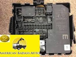 2010 2012 nissan frontier or pathfinder fuse box 284b7 ze03b image is loading 2010 2012 nissan frontier or pathfinder fuse box