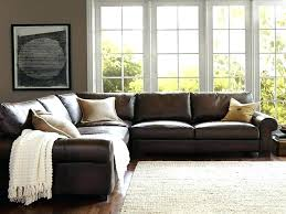pottery barn leather couch pottery barn leather sofa pottery barn leather sofa fresh how to style pottery barn leather couch