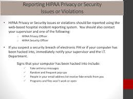 Hipaa Privacy And Security Ppt Download