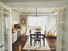 office dining room. Beautiful Room Home Design Fortune Dining Room Office Combo Houzz From  Intended E