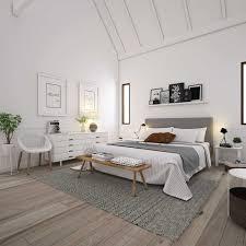 interior designer. Ruang Tidur Bergaya Scandinavian Karya La.casa. Interior Designer Ini Memperhatikan Detail E