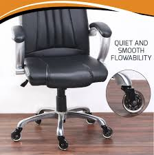 office chair picture. Rollerblade Style Office Chair Wheels Picture