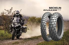 michelin has announced the launch of its newest motorcycle tire michelin anakee wild in markets around the world the anakee wild is a by style
