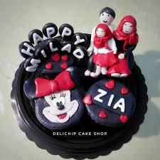 Jual Kue Ulang Tahun Mickey Minni Mouse Birthday Cake Kab