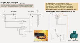 5 wire door lock relay diagram wiring diagram schematics door lock wiring diagram nodasystech com