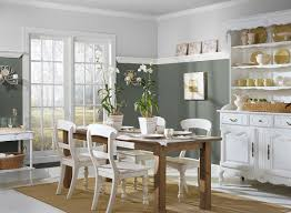 Mesmerizing Dining Room Two Tone Paint Ideas Grand Two Tone Living - Dining room two tone paint ideas