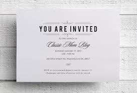 Formal Invite 44 Event Invitations Designs Templates Psd Ai Free Premium