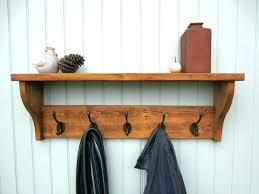 Wall Mounted Coat Hanger Rack Stunning Wall Coat Hook Rack Ski Coat Hooks Vintage Wall Hanging Ski Coat