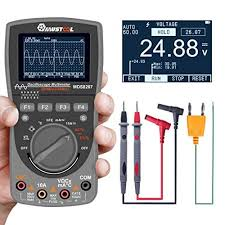 RFElettronica, Multimeter MUSTOOL <b>MDS8207</b> with Intelligent ...